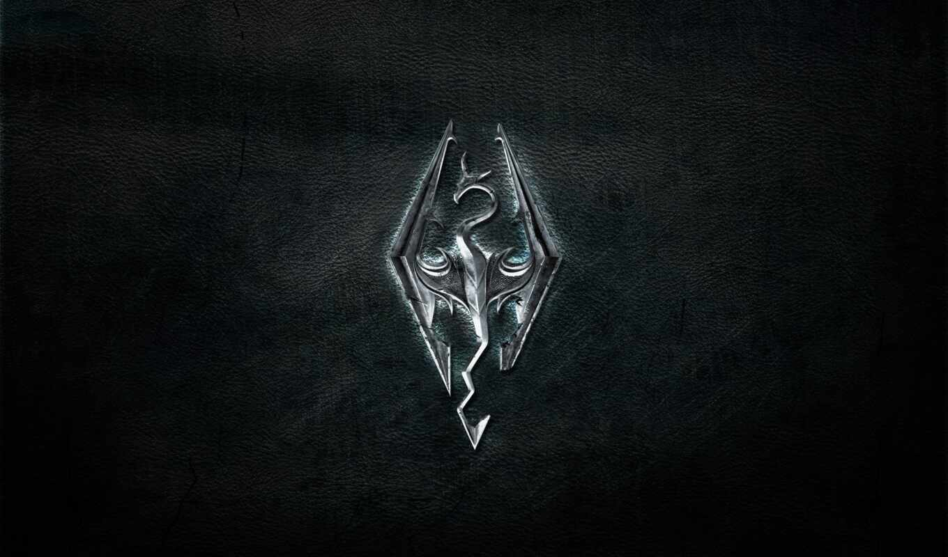 , hd, skyrim, wallpapers, exclusive, дракон,