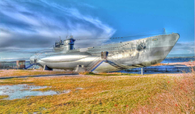 подводная лодка, флот, ремонт