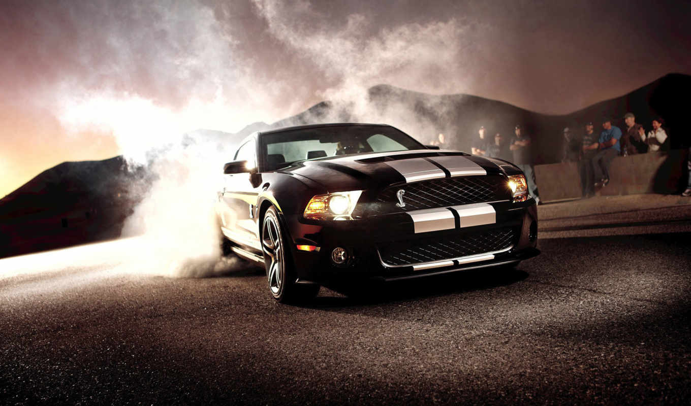 ford, mustang, shelby, автомобили, gt500