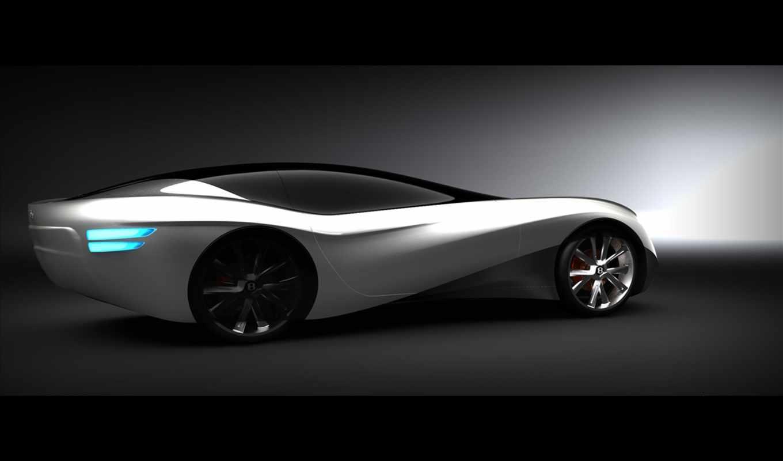 bentley, concept, design, cars, car, будущее, rca,