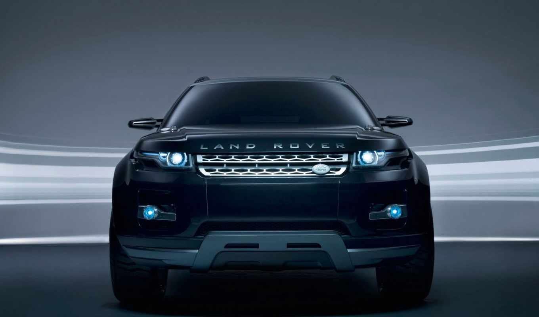 land, rover, lrx, concept, new,