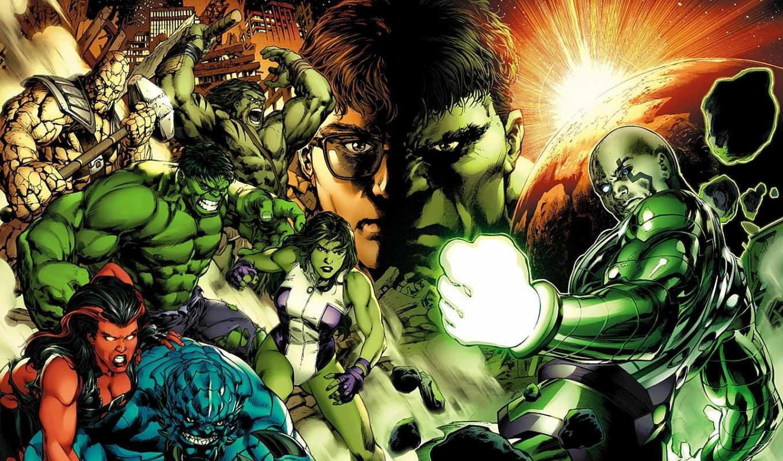 marvel, халк, hulk, скаар, против, халка, но, хиро, джаггернаута, женщина,