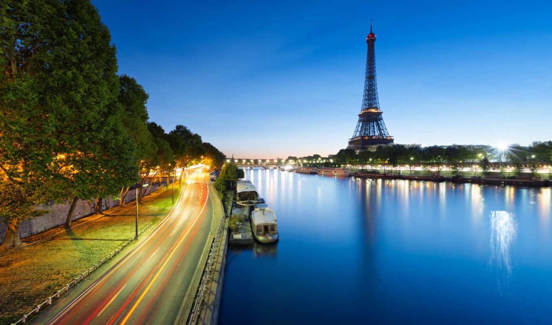 turret, эйфелева, париж, eiffel, франция, города, башня,
