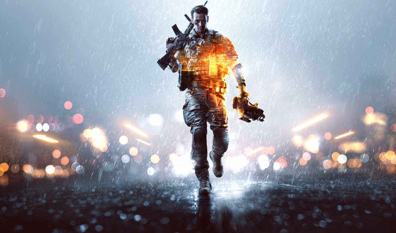 battlefield, games, оружие, игры, солдат, винтовка, обзор, снайперская, картинка,