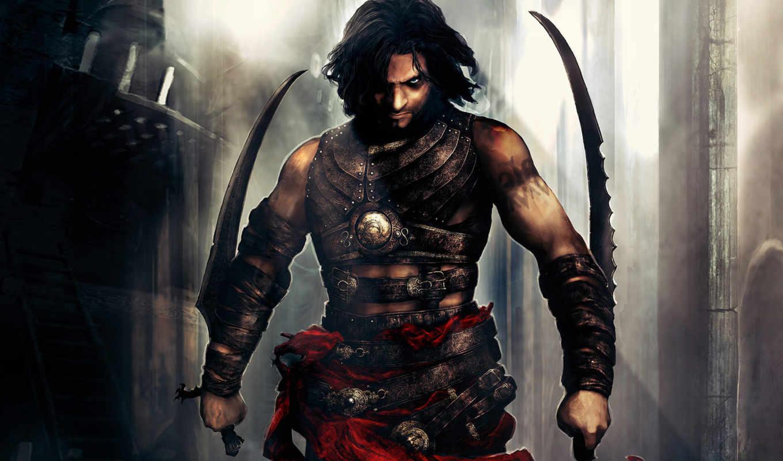persia, персии, prince, игра, warrior, within, совершенно, игры, схватка,
