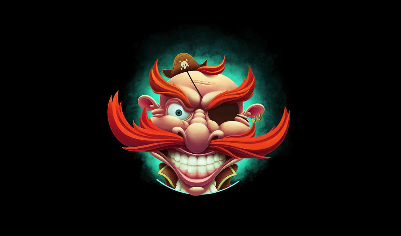 пиратский, ухмылка, усы, зубы, бармалей, пираты, шляпа, final, fantasy, повязка,