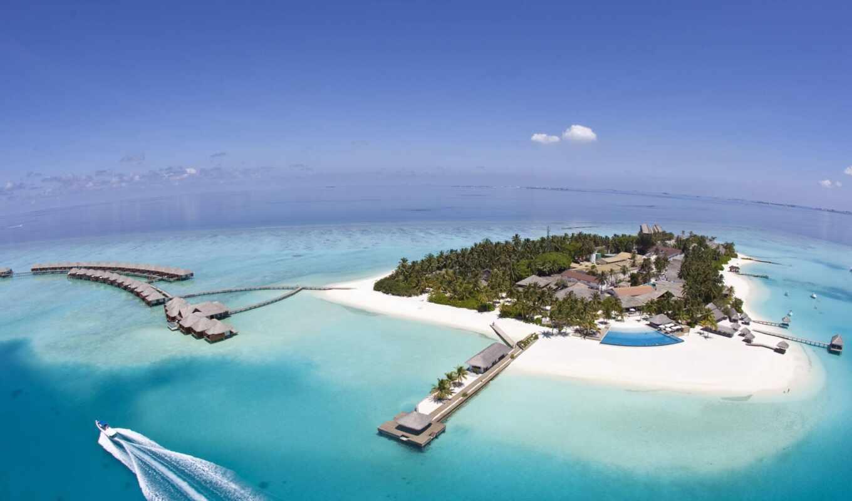 seishelyi, summer, maldives, shirokoformatnyi, остров, море, resort, пляж, ваучер, burn