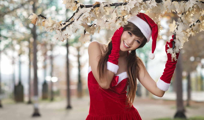 снегурочка, lim, девушка, agnes, девушки, праздники, купальники, дек, снегурочки,