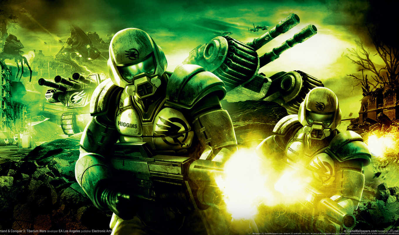 tiberium, conquer, wars, command,