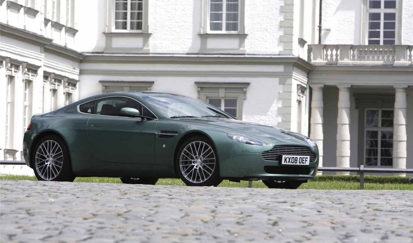 martin, aston, vantage, coupe, the, litre, and, ма
