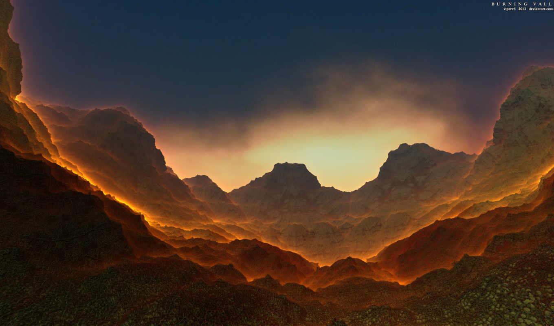 долина, burn, harley, davidson, desktop, new,