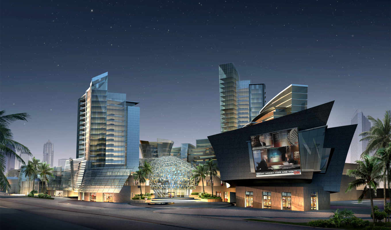 architecture, concept, landscape, проект, wallpaper, view,