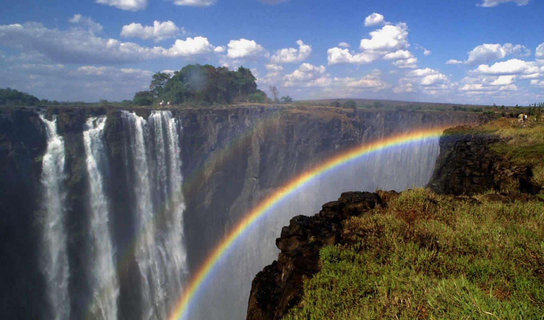 falls, victoria, zimbabwe,