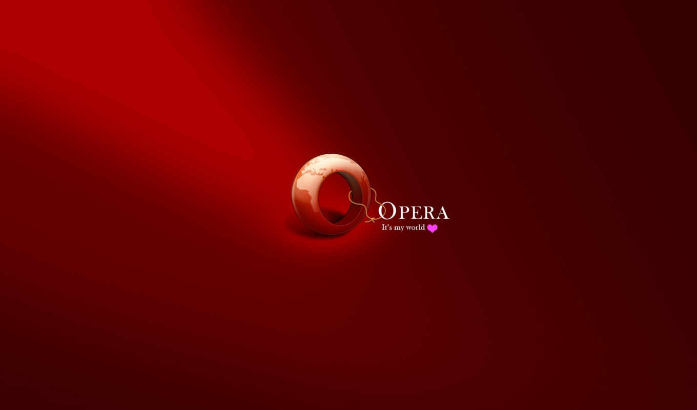 ,opera,browser, red,