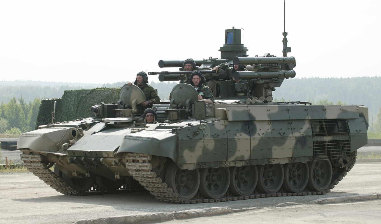 бмпт, терминатор, поддержки, танков, машина, combat,