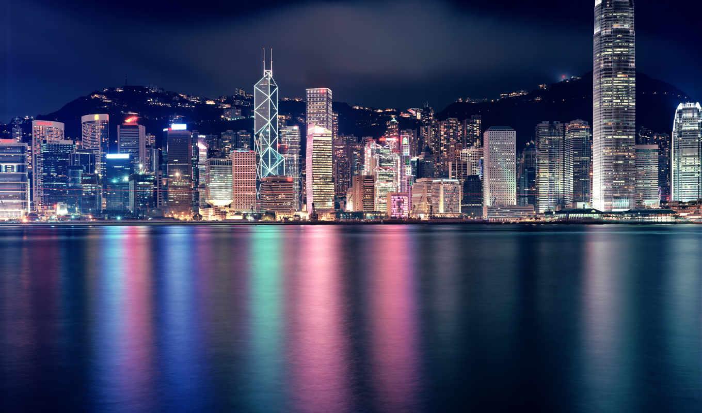 город, ночь, города, ночные, клипарт, мост, улица, весь, фотоальбом, ночью,