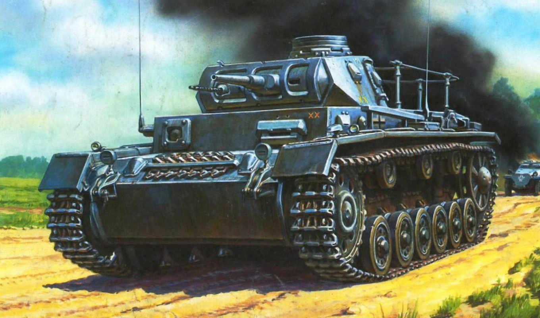 iii, танка, pz, kpfw, ausf, танк, звезда, от, командирский, модели,