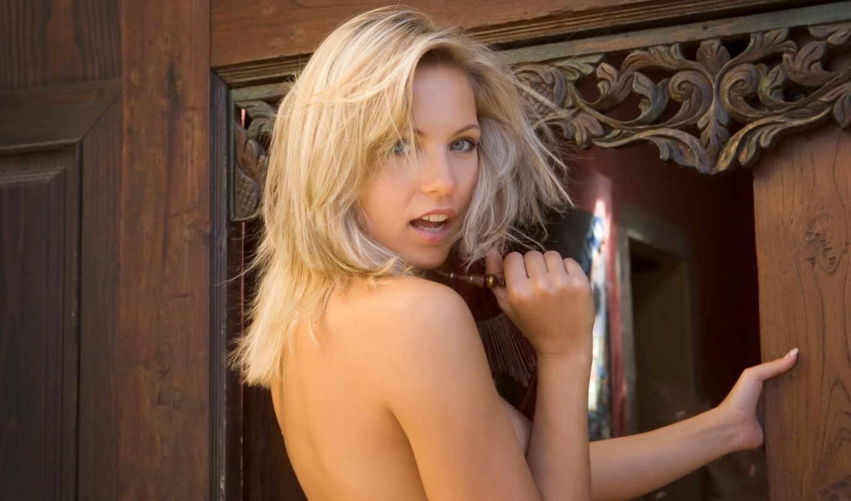 topless, девушка, girls, модель, волосы, длинные,