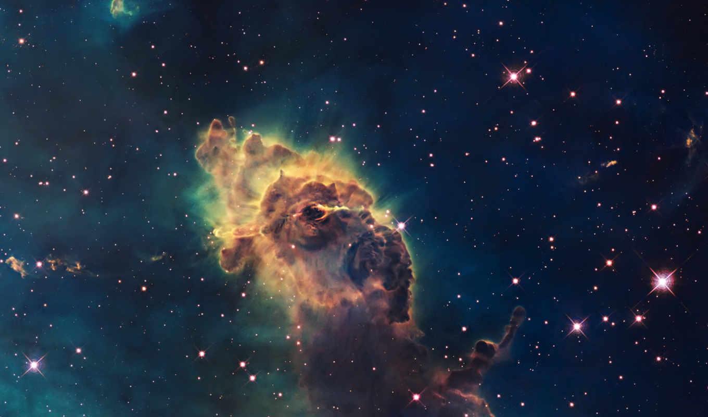космос, туманность, красивая, carina, космоса, красивые, нояб, тэги, находится,
