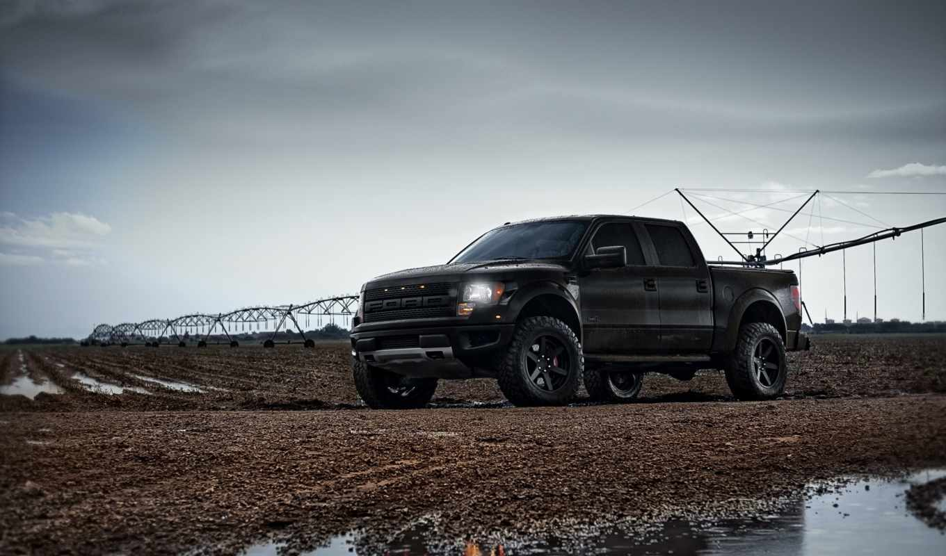 raptor, ford, svt, supercrew, пикап, авто,