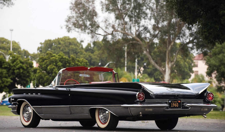 buick, electra, кабриолет, автомобили, американские, классические, фотографий,
