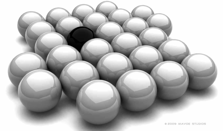 just, one, black, ball, графика, picsfab, картинок, фабрика,