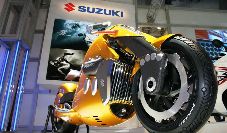 suzuki, мотоцикл, biplane, мотоциклов, sale, concept, мото,