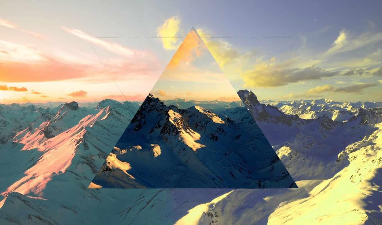 горы, full, вершины, desktop,