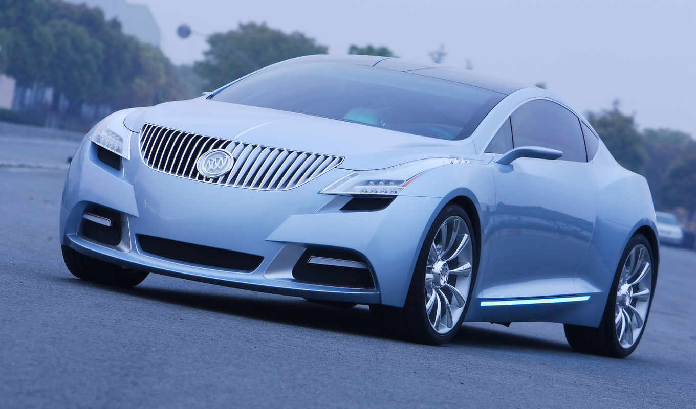 riviera, buick, concept, coupe,