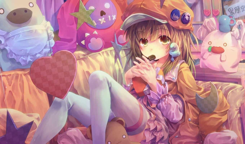 кот, anime, wide, блог,