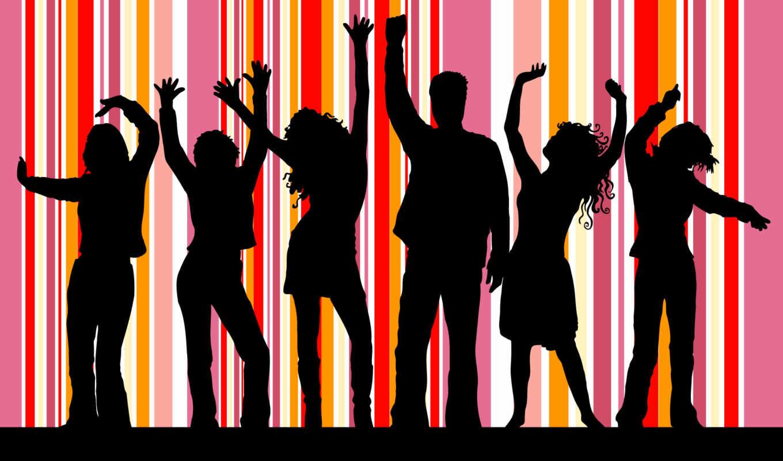 вектор, stock, desktop, dance, люди, free, top,
