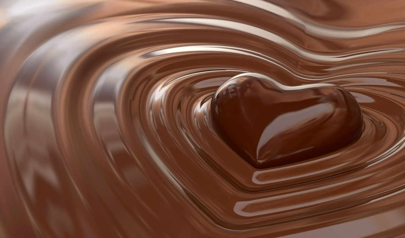 chocolate, heart, desktop, day, love, choco, free, you, download, parede, image, size, this,