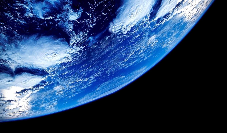 космос, земля, небо, планета, картинка,
