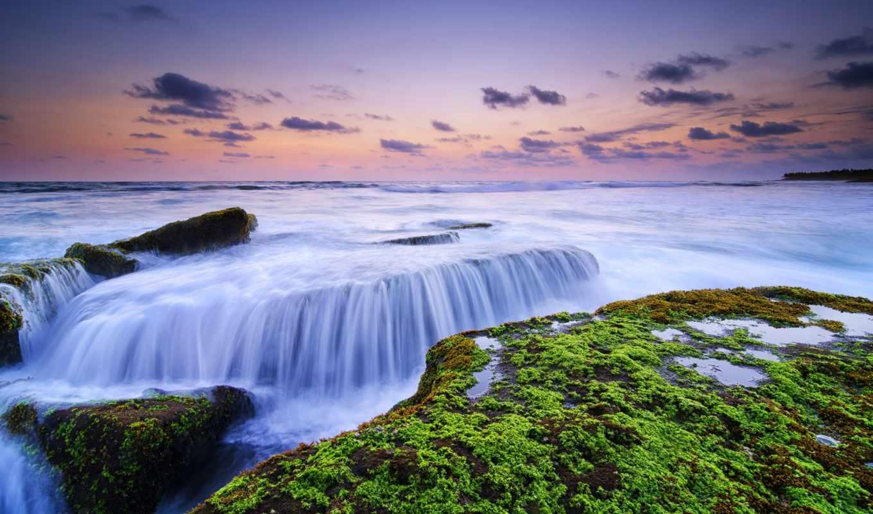 bali, indonesia, пляж, ocean,