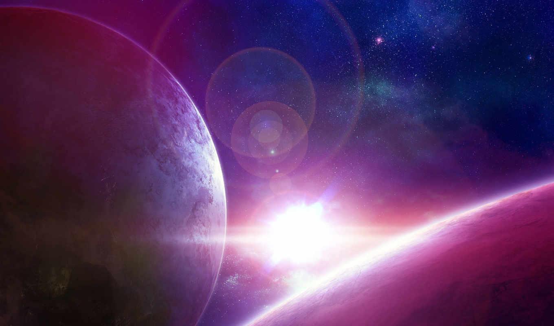 значок, яркая, cosmos, star, art, круги, планеты,