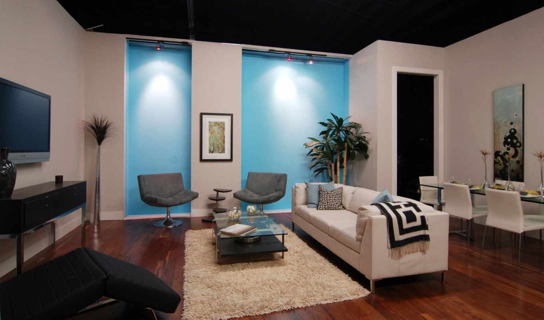интерьера, гостиной, прохождение, квартиры, фотообоев, интерьере, квартир, твоя, фотообои,