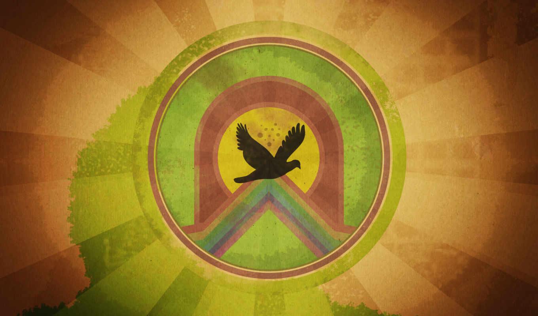 голубь, минимализм, знак, стиль, арт, птица, картинка, разрешении, бесплатные,