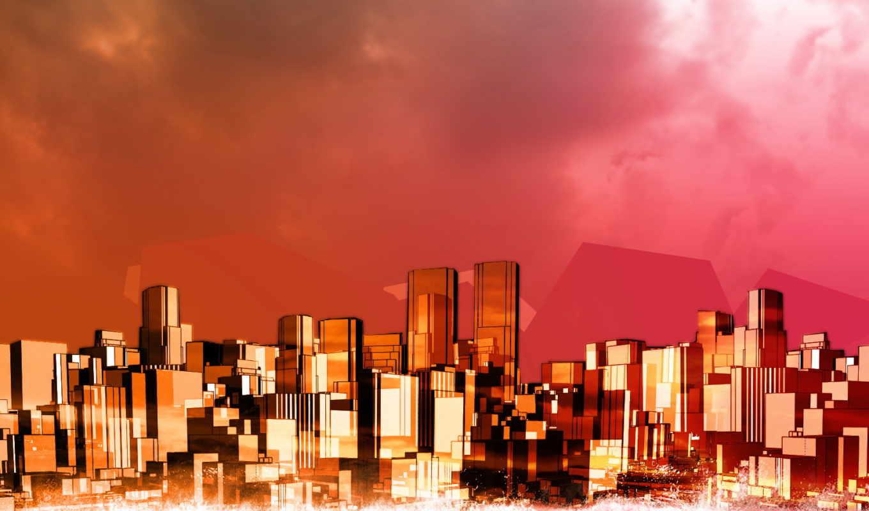 город, абстрактные, buildings, wordpress, скачивают, графика, сегодня, random, главная, новинки, вектор,