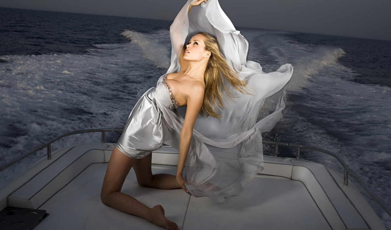яхте, devushki, девушка, знаменитости, яхты, отдых, nemcova, греции, мониторе, петра,