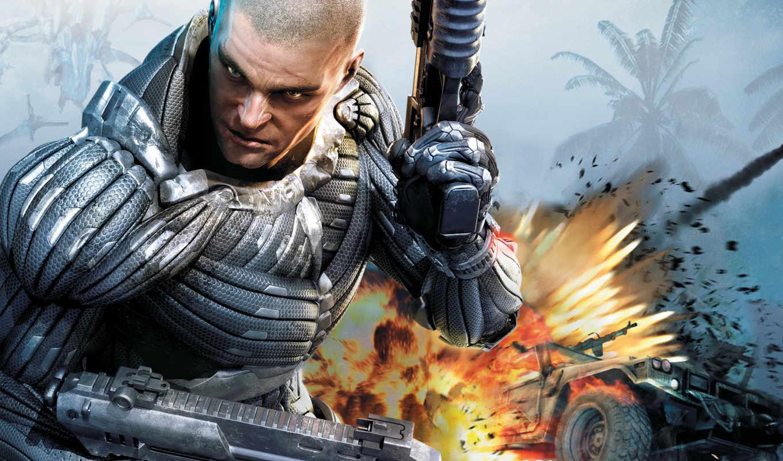 игры, video, games, game, crysis, warhead,