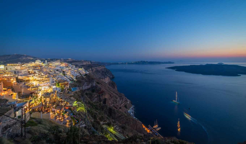 greece, santorinit, остров, крит