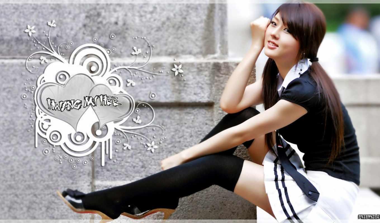ми, hee, hwang, school, uniforms, wear,