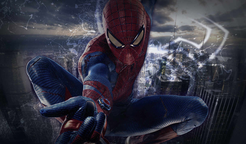amazing, spider, man, новый, гарфилд, эндрю, marvel, que, spiderman, una, geçen, movie, yıl,