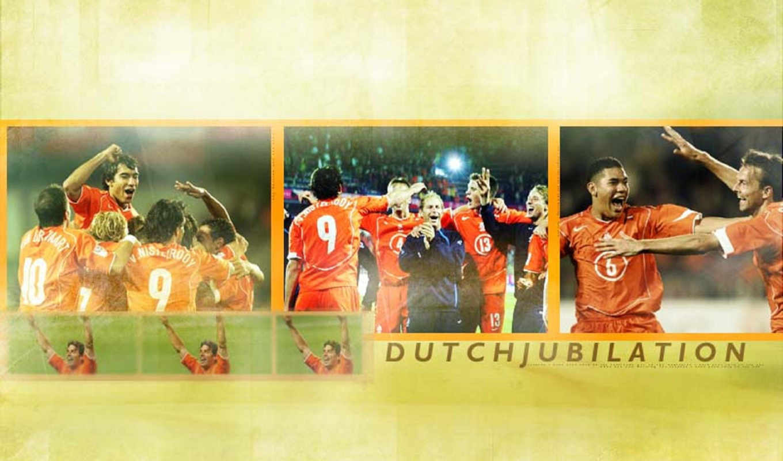 футбол, команда, national, holland, нидерланды,