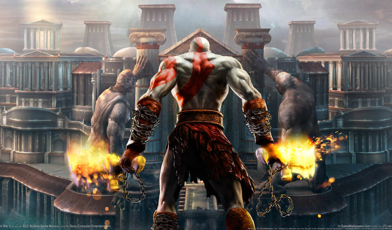 war, god, kratos, игры, game, gears,