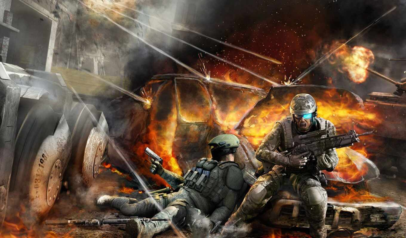 ghost, recon, advance, warfighter, tom, game, clancy, drawing, разница, магазин, racing