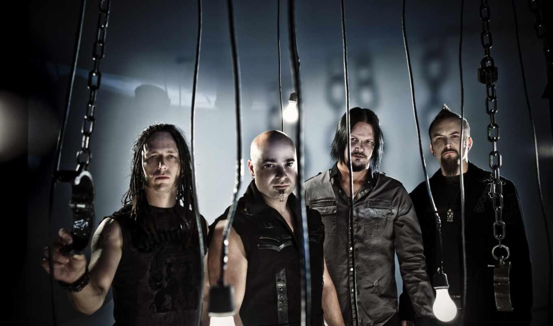 disturbed, музыка, рок, band,