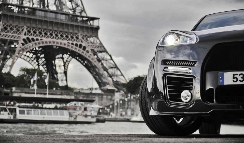 эйфелева, башня, город, париж, коллекция,