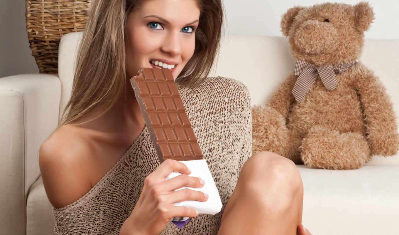 шоколада, диета, шоколадная, днем, диеты,