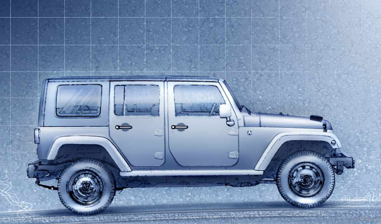 jeep, wrangler, военный, that, duty, new, сегодня, vehicle,